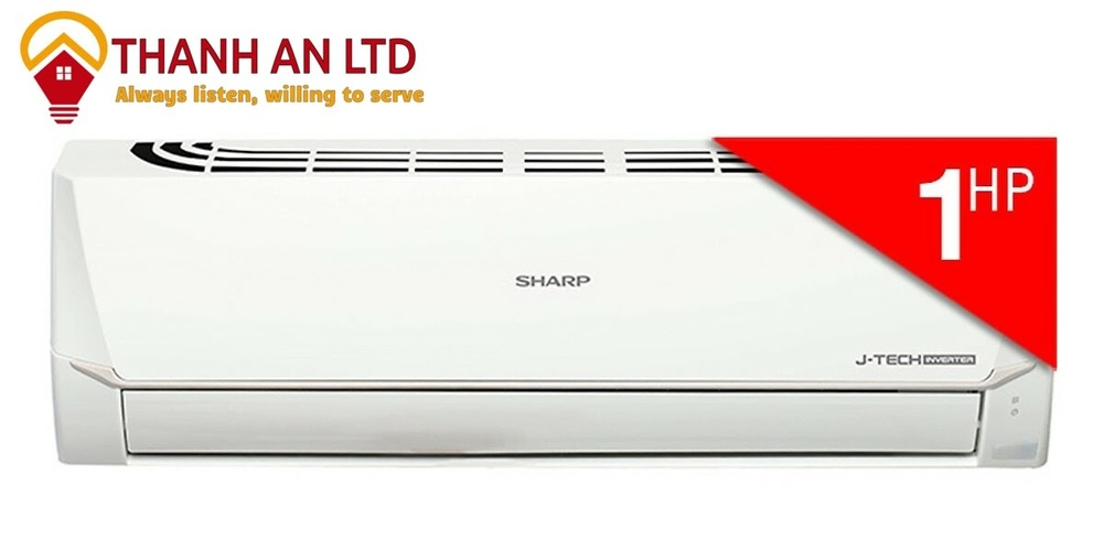 Sharp Inverter 1 HP AH-X9VEW